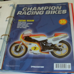 DeAGOSTINI CHAMPION RACING BIKES Issue 35 SUZUKI RG500 Magazine